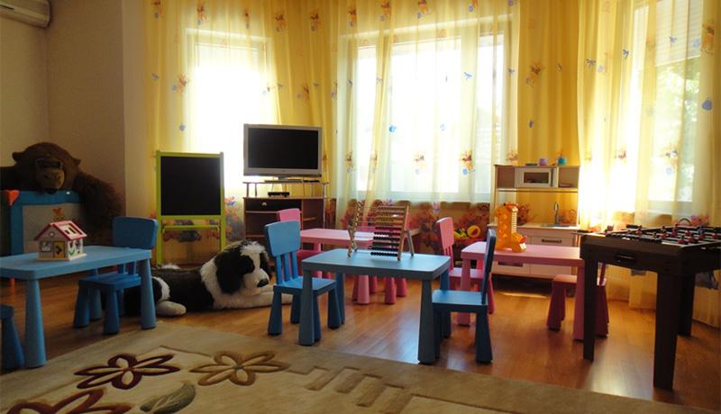 Примерный (типовой) бизнес-план частного детского сада