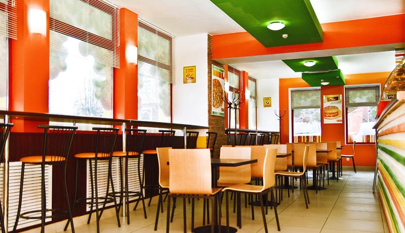 Бизнес-план кафе быстрого питания