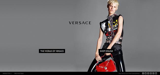versace официальный сайт