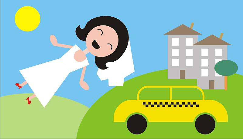Истории частного таксиста или как потеряли тещу