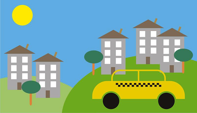 Как таксисты становятся «папами»