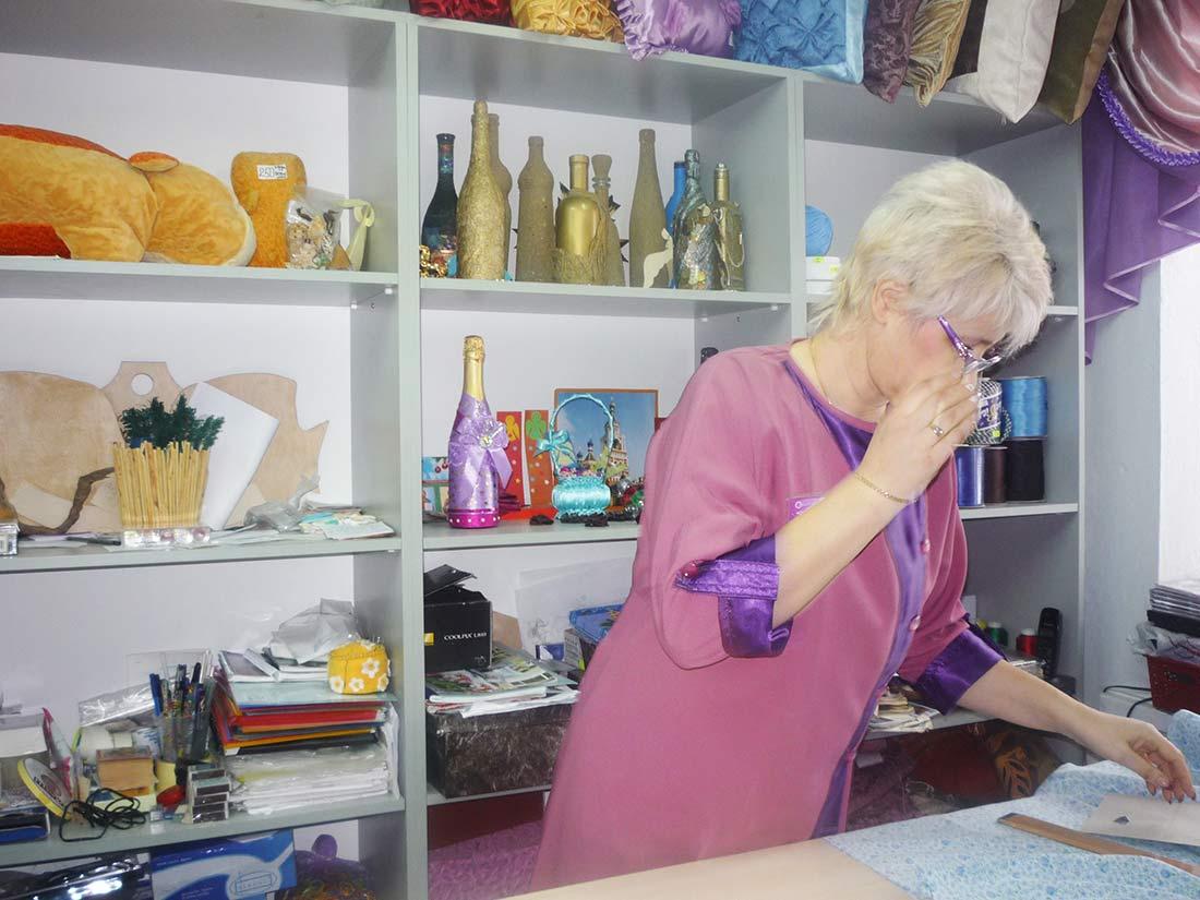 Швейное-ателье Кристина г. Усмань