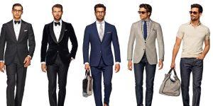 Официальный деловой стиль одежды