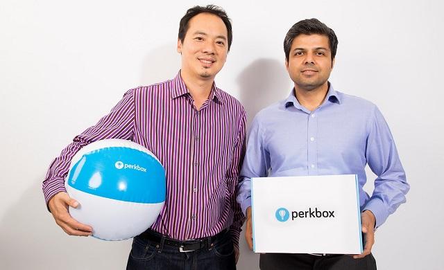 Создатели Perkbox