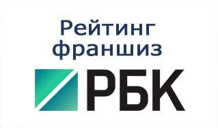 Рейтинг франшиз России 2016 (РБК)